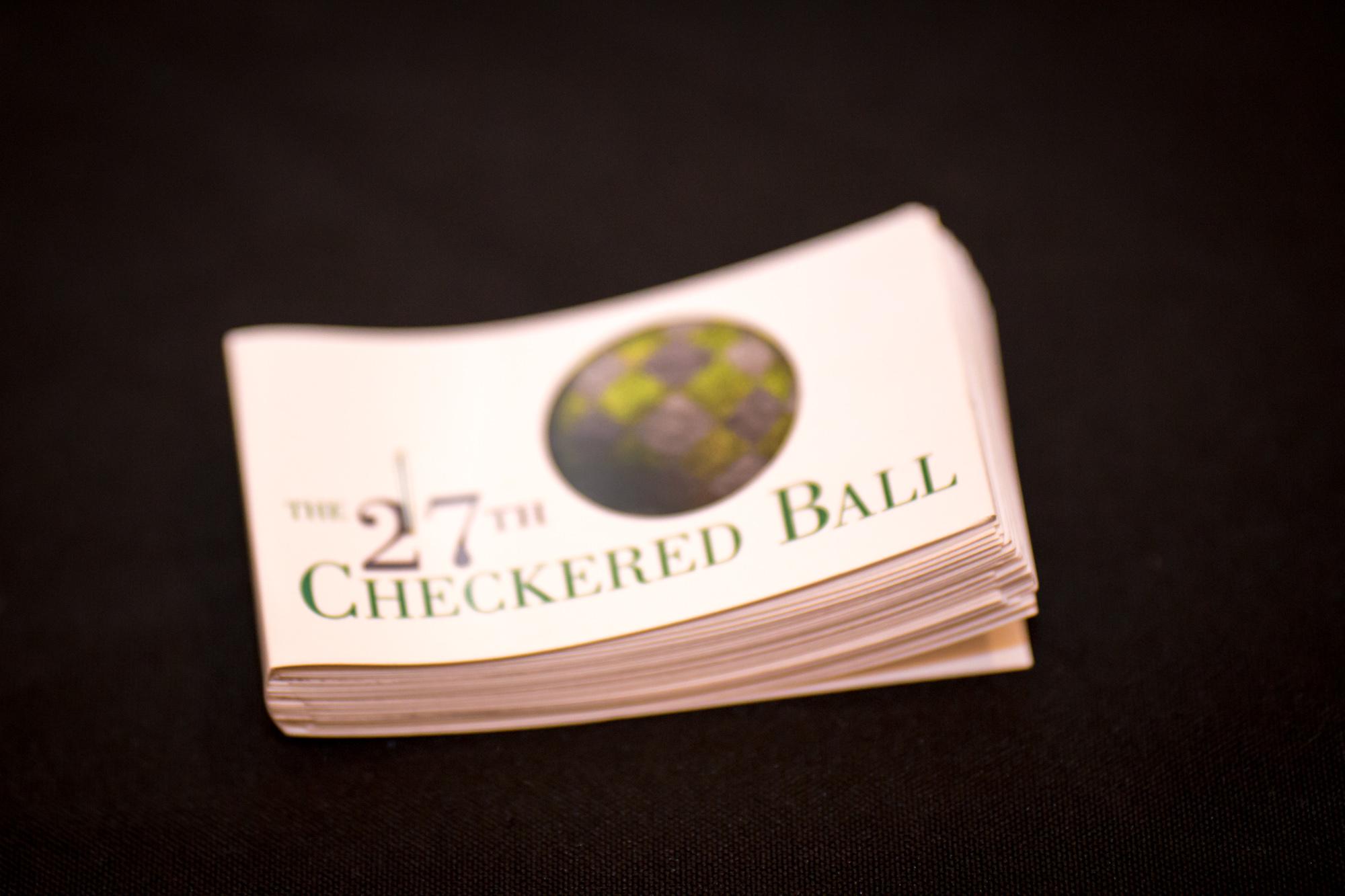 CheckeredBall18-105